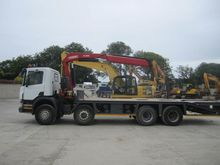 Used Scania P340 in