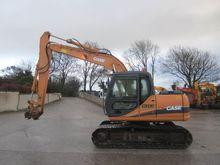 2007 Crawler excavators Case