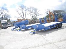 Used Low loaders Mc