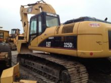2011 Caterpillar 325DL Shanghai