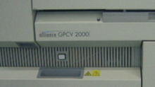 Waters Alliance GPC/V 2000 Syst