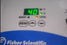 Chromatography Refrigerator 139
