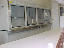 Fume Hood Twleve Foot Combinati