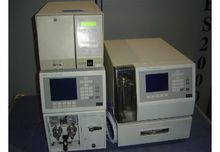 HPLC Waters Fluorescence System