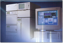 Shimadzu HPLC System Shimadzu C
