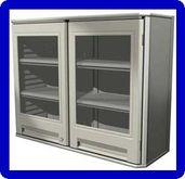 Wall Cabinet Sliding Door Lab F