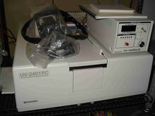 Shimadzu UV 2401PC Spectrophoto
