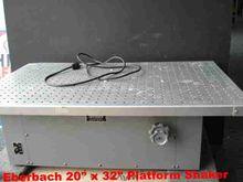 Eberbach 20 x 32 Platform shake