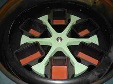 Jouan KR 422 Rotor 6 x 1 liter