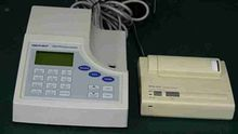 Eppendorf Biophotometer with Pr