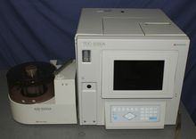 Shimadzu TOC-5050A with Shimadz