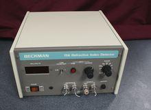 Beckman 156 Refractive Index De