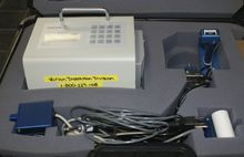 Varian Vankel QA II Monitor Van