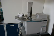 Agilent 6890 Plus Gas Chromatog