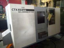 2008 DMG CTX 310 eco