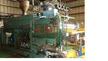 UNILOY 350R2 Blow Molding machi