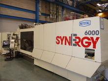 2001 Netstal Synergy 600 Ton 54