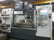 HAAS VM-3 CNC Vertical Mold Mac