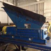 40 HP SSI DUAL SHAFT SHREDDER (
