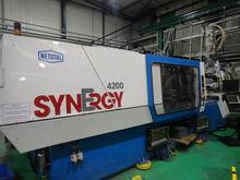 2001 Netstal Synergy 420 Ton hi