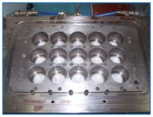 Tool / Mold LID diameter 71mm x