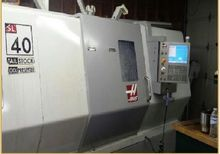 2008 HAAS SL-40 CNC LATHE