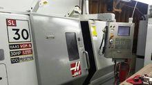 2005 HAAS SL-30 CNC LATHE