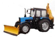 2016 MTZ Excavator-bulldozer BA
