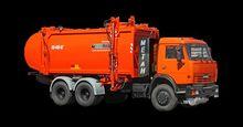 2016 KAMAZ Garbage truck KO-440