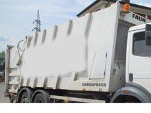1998 Sonstige Müllaufbau Faun V