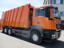 2011 MAN 26.320 6x2 TGS Euro5/P