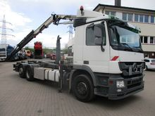 2009 Mercedes-Benz MB 2541L 6x2