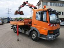 1999 Mercedes-Benz MB 815 Used