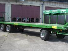 2015 PRONAR T 026 M Ballenwagen
