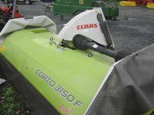 Used 2011 CLAAS Cort