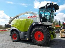 Used 2008 CLAAS Jagu