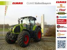 2015 CLAAS AXION 830 CMATIC Vor