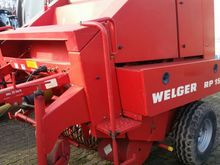 Used 1982 Welger RB
