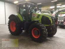 2015 CLAAS Axion 830 C-MATIC