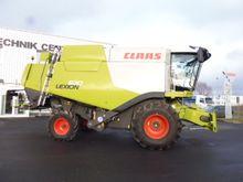 2013 CLAAS Lexion 630