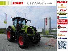 2014 CLAAS AXION 830 CEBIS Vorf