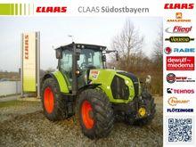 2015 CLAAS ARION 650 CMATIC Vor
