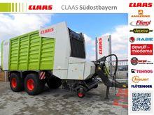 2011 CLAAS CARGOS 9400 COMMUNIC