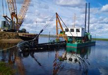 The dredger 1400/40