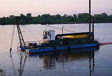 The dredger 400/20