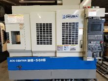Used 2003 OKUMA MB-5