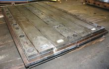 "36"" x 120"" T SLOTTED CAST IRON"