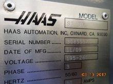 "HAAS ST-30 10""Chk 62631"