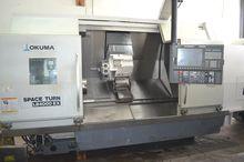 Used OKUMA LB4000MY