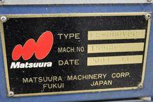 2004 Matsuura ES-800V-PC2 27985